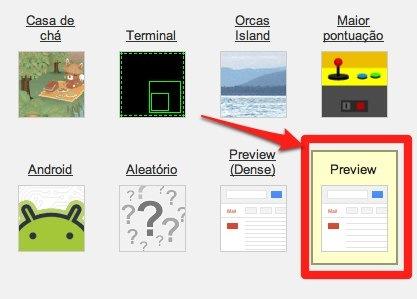 gmail themes goggle plus