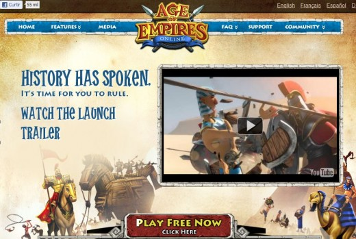 Windows 7 age of empires online