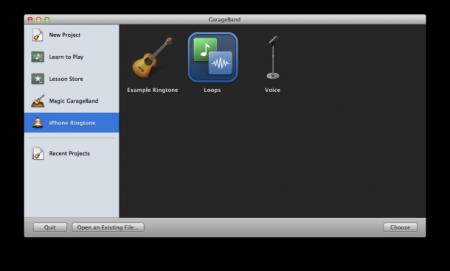 [Dica] 20 Dicas e Truques do iOS 5 1_Garageband_Ringtones_1_610x368-450x271