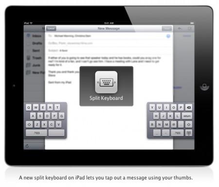 [Dica] 20 Dicas e Truques do iOS 5 SplitKeyboard-450x384