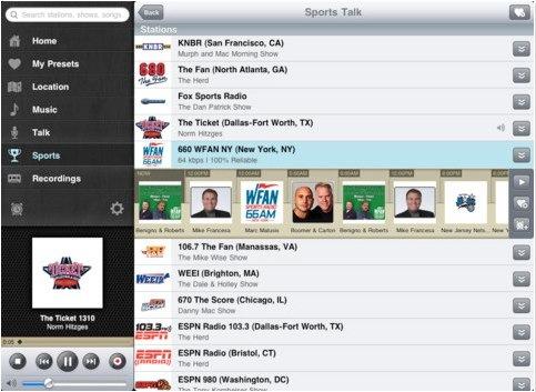 App Store - TuneIn Radio Pro