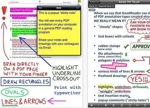 GoodReader for iPad for iPad