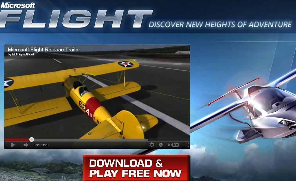 microsoft flight free
