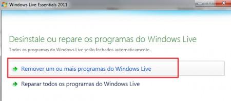 windows live essentials desinstalar 2011 2013