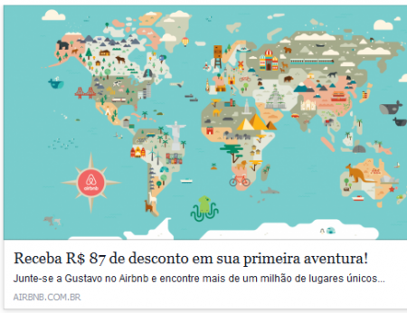 airbnb promocao