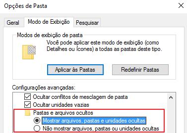 windows-10-mostrar-arquivos-pastas-unidades-ocultas