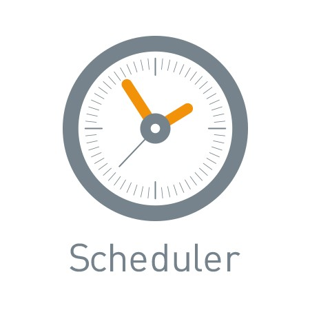 clock scheduler relogio