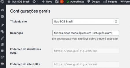 wordpress https configurar