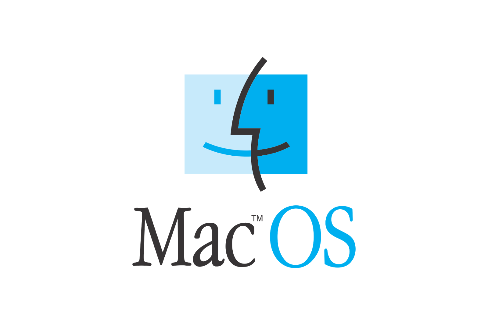 mac os logo old style