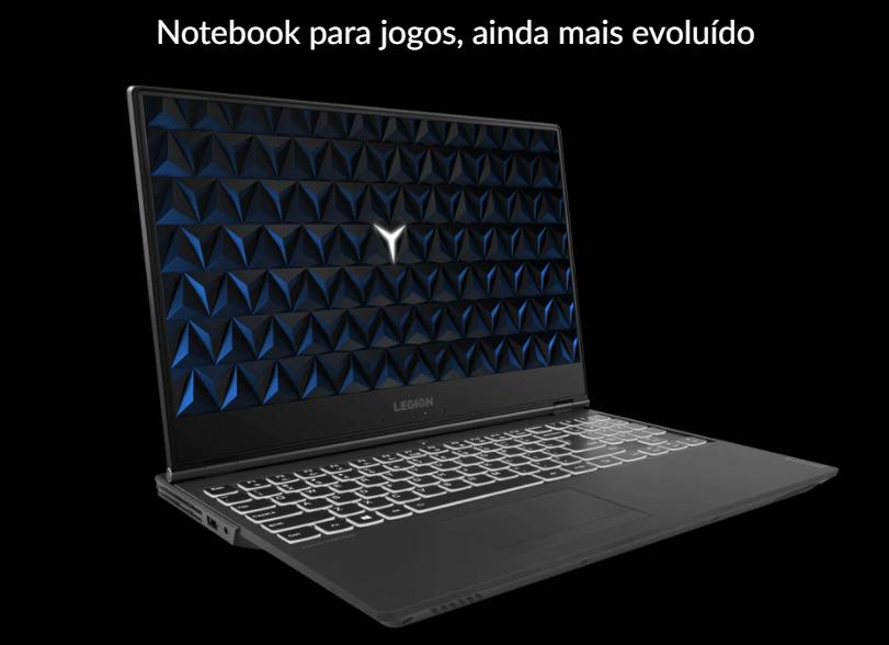 Cupom Para Lenovo Notebook Legion Y540 Gamer