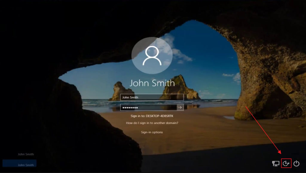 Como recuperar a senha no Windows 10