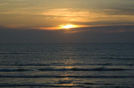 sunset sintra