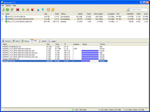 Screenshots Utorrent4